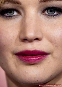 berry purple lips