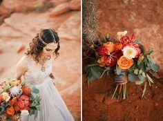 moroccan desert inspiration