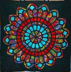 1000+ images about Crochet on Pinterest Rose window ...