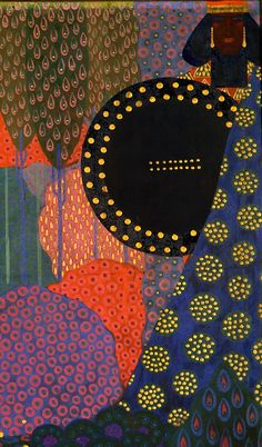 One Thousand and One Nights  Vittorio Zecchin  Detail