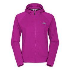 WOMEN-Ultralight weight  Soft shell hoodie-water resistant  $120