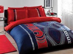 Morgan Lacivert by Taç Tekstil Duvet Cover Sets, Kids Bedroom, Comforters, Blanket, Twin, Bedrooms, Home, Children, Creature Comforts
