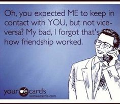 This is how talking to ex's feels like...lol