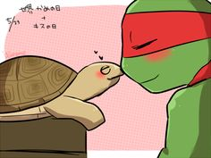 Raph and Spike
