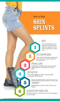 How To Treat And Beat Shin Splints Shin Splints Treatment is part of fitness Many athletes get painful shin splints So keep reading to find out how to treat shin splints, trust me you will thank - Shin Splints Taping, Shin Splint Exercises, Leg Exercises, Tens Unit Placement, Stretches For Runners, Running Injuries, Sports Massage, Track Workout, Fitness Design