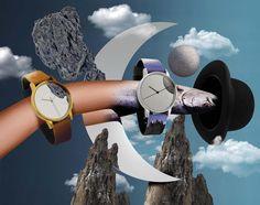 @komono è orgogliosa di presentare la nuova capsule collection unica di sei orologi ispirati alle opere d'arte di René Magritte!  René Magritte è stato una delle personalità di maggior spicco del Surrealismo del Ventesimo Secolo. I suoi perfetti cieli blu e le soffici nuvole bianche la bombetta indossata dai suoi uomini senza volto il suo dipinto Ceci nest pas une pipe! e la sua mela verde sono diventati parte di uneredità culturale globale.  Lo stile surrealista di Magritte è riportato in…