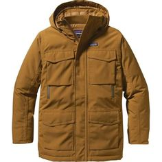 Our Men's Thunder Cloud Parka is a modern, ultra-warm waterproof jacket featuring Traceable Down to keep you toasty in piercing temps. Mens Insulated Jackets, Mens Outdoor Jackets, Mens Down Jacket, Vest Jacket, Patagonia Outdoor, Man Down, Down Parka, Patagonia Jacket, Outdoor Outfit