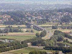 De Rijnbrug tussen Kesteren en Rhenen. 2016