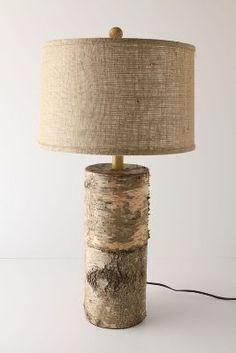 Anthropologie Ubiquity Lamp Ensemble