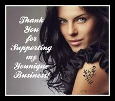Thank you for your order!  https://www.youniqueproducts.com/DanielleDarrah/party/629544/view