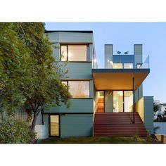 Schwartz and Architecture: San Francisco & Bay Area Remodelista Architect / Designer Directory Residential Architecture, Amazing Architecture, Modern Architecture, Outdoor Spaces, Indoor Outdoor, Outdoor Decor, Siding Colors, Modern House Design, My Dream Home