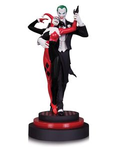 The Joker and Harley Quinn Statue $199.99
