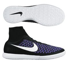 half off fde41 e4f3d  134.99 - Nike MagistaX Proximo Street IC Indoor Soccer Shoes  (Black Turquoise Blue White)   Nike Indoor Soccer Shoes   Nike SCCRX    718360-004   FREE ...