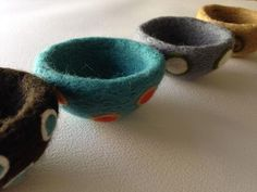 We are so excited to launch our new needle felted bowl tutorial. We hope this inspires folks to try needle felting once they see how simple and quick this proj