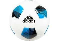 adidas 11Competition Match Soccer Ball (NFHS) - White and Solar Blue...purchase at soccerpro.com now!
