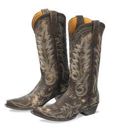 Tall Nevada Boots - Old Gringo