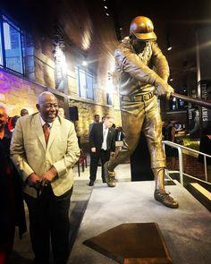 The legendary Hank Aaron!