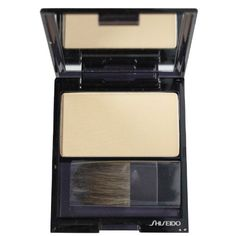 Shiseido The Makeup Luminizing Satin Face Color 0.22oz./6.5g BE206 Soft Beam Gold ** This is an Amazon Affiliate link. See this great product.