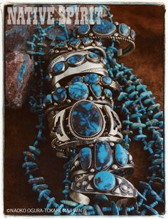 BISBEE TURQUOISE COLLECTION