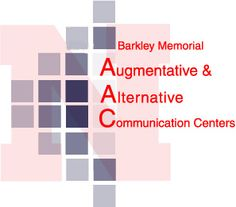 Augmentative and Alternative Communication Centers - University of Nebraska-Lincoln.  Great, comprehensive website for AAC resources!