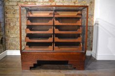 Good morning from Binders! We have a gorgeous range of stunning haberdashery/drapers counters like this - this particular mahogany piece, with 10 graduates drawers, is sitting in our gorgeous new renovated basement showroom. We're waiting for you - come on down this week! #DrapersFurniture #InteriorDesign #InteriorDesigns #Interior #Interiors #Furniture #Display #Displays #Shirt #Trump #InteriorDesignMagazine #Editorial #ShopDisplay #StoreDisplay #ShopDesign #StoreDesign #Shopping