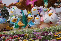 Tokyo Disneyland Easter 2014