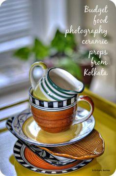 Day 52: Food Photography Props from Kolkata!