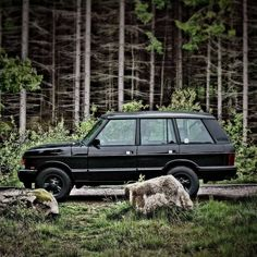 """Ronny Jacobsen (@ronny_jacobsen) on Instagram: """"Found a nice place for a pic #range_rover #rangeroverclassic #rrc #vogue #aboveandbeyond…"""""""