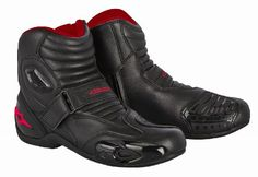 Alpinestars S-MX Motorcycle Boots All Black Sneakers, High Top Sneakers, Sneakers Nike, 3d Mesh, Riding Gear, Motorcycle Boots, Gears, Combat Boots, Air Jordans