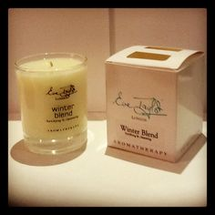 Eve Taylor oil candle