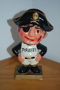Vintage Pittsburgh Pirates Bobblehead