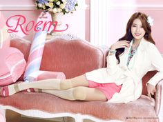 Korean photoshoots: Suzy (Miss A) - Roem (Spring 2014)