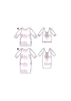 109-122015-B, burda style, Shirt, Nähen