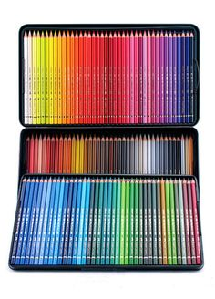 Faber Castell Polychromos Gift Set 120 Pencils in Crafts, Painting, Drawing & Art, Drawing Supplies Polychromos 120, Coloured Pencils, Faber Castell, Simple Art, Gel Pens, Basic Colors, Art Supplies, Coloring Books, Stationery