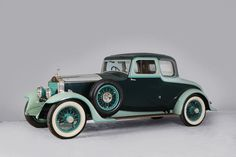 1923 Rolls-Royce 20hp Coupé with Dickey  Chassis no. 79A8 Engine no. G460
