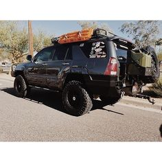 Who is heading to @overlandexpo West this week? Stop by and see us and check out the new products. Get hooked up with a sweet new #cbioffroad patch as well! Looks like @ss4570 is packed and ready for adventure. #cbiequipped #cbiarmor #cbioverlandequipment #cbioffroadfamily #onlythebest by cbioffroadfab
