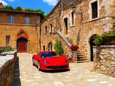 Ferrari 458...Yes