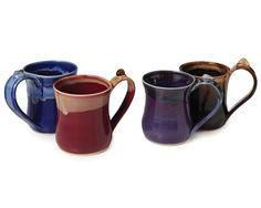 HEALING STONE MUGS   ceramic cups, quartz   UncommonGoods