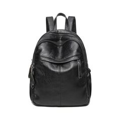 POMELOS Backpack Female Fashion Women Leather Backpacks Back Pack Girls School Bag Traveler Backpack Back Bag Woman Schoolbag-. Small Backpacks For Girls, Girl Backpacks, Leather Backpacks, Backpack Brands, Diaper Bag Backpack, Travel Backpack, Mochila Tote, Back Bag, School Bags For Girls