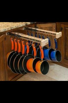 Hate pots and pans, this would be great
