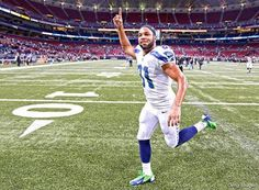 Good Bye and Good Luck Golden Tate! Seattle Sounders, Seattle Mariners, Seattle Seahawks, Seahawks Players, Seahawks Football, Wish You The Best, Just The Way, Nfc Teams, Seahawks Super Bowl