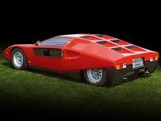 Iso Rivolta Varedo Concept (1972)