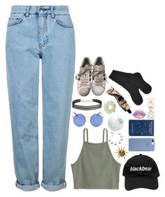 """☀️MY S U M M E R PLAYLIST☀️"" by cosmic-calum ❤ liked on Polyvore featuring Topshop, Humble Chic, NOVICA, Miss Selfridge, adidas, Aromatique, Accessorize, UGG and modern"