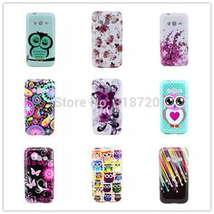 For Samsung Galaxy Ace 4 NXT G313 G313H TPU Case Cartoon Design Soft Rubber Silicone Flower Cover Cases C874 A-in Phone Bags & Cases from Phones & Telecommunications on Aliexpress.com | Alibaba Group