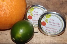 Passion Fruit Gardeners Hand Salve  on Etsy, $5.00