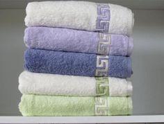 Asciugamani ricamati Byron