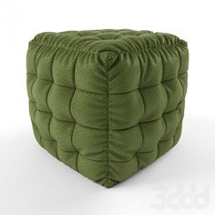 Pouf With 6 Colors