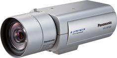 Camera Review: Panasonic WV-SP509 - Adam Vered | IFSEC Global