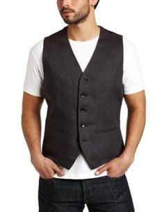 A vest that my hubby has and can pull off.