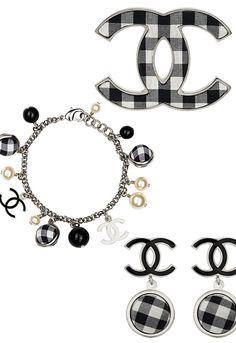 Chanel Resort 2011 Brooch, Bracelet and Earrings